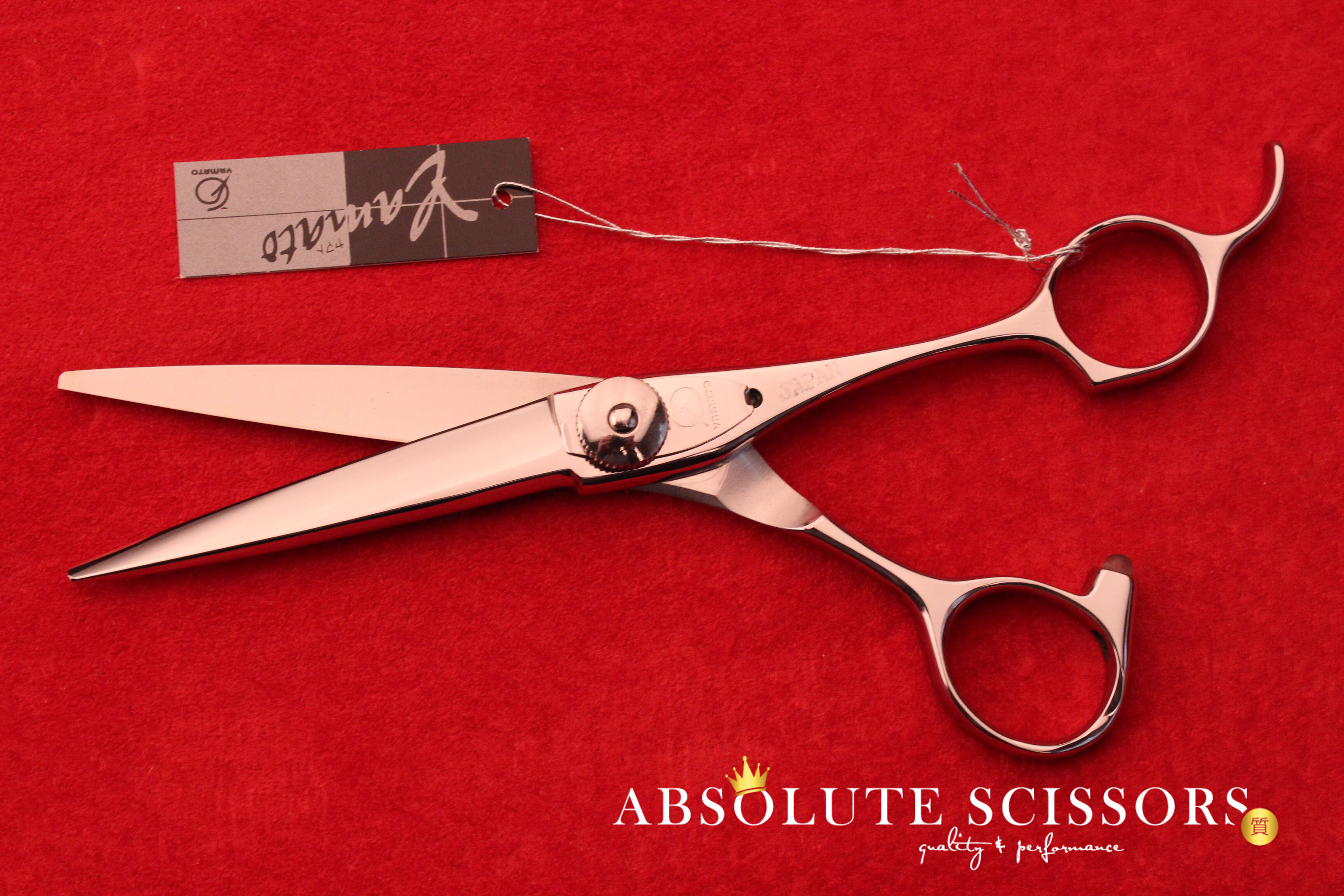Wing N55 Yamato hair scissors size 5.5 inches