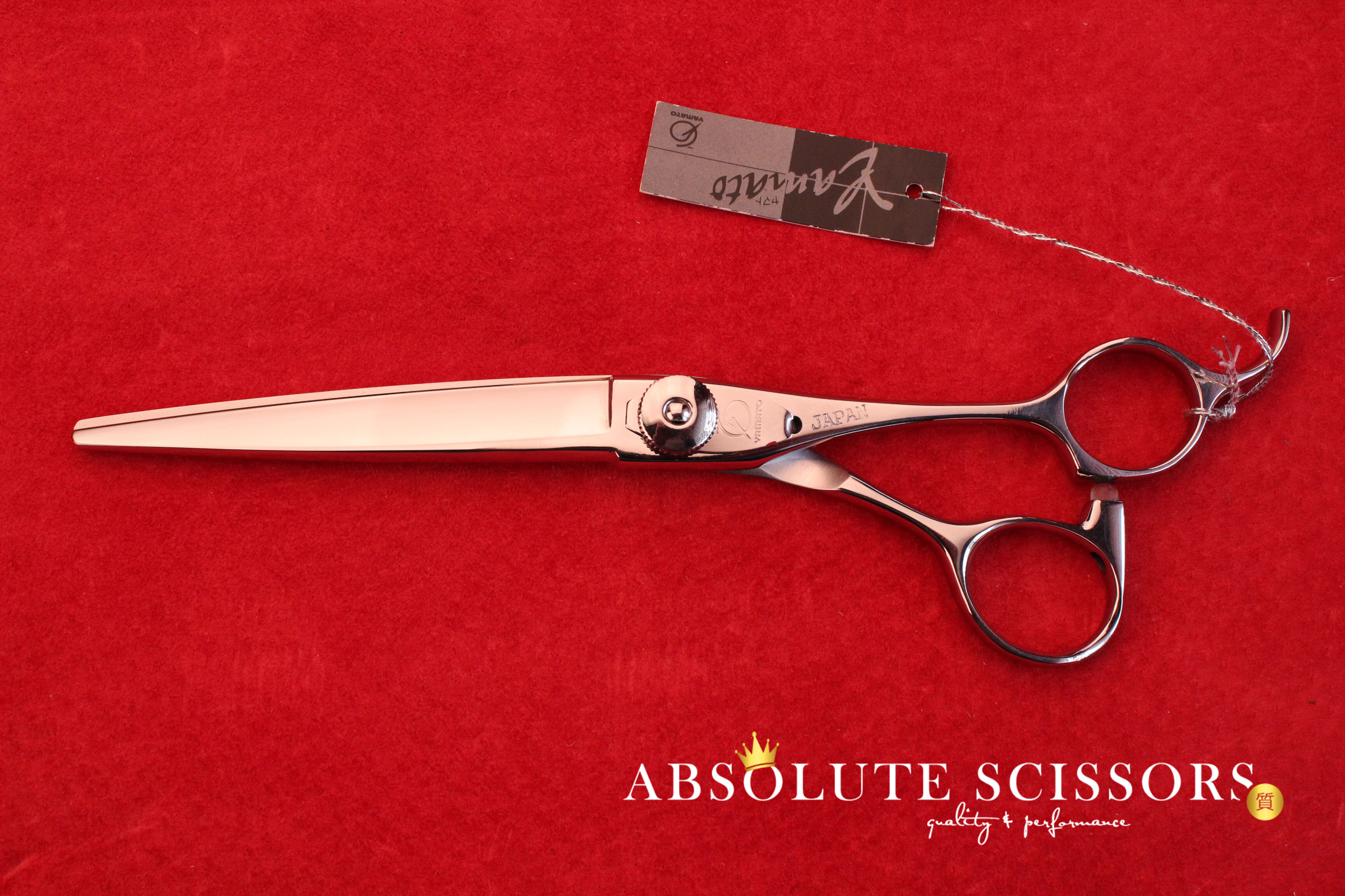 Wing N65 3713 Yamato hair scissors size 6.5 inches