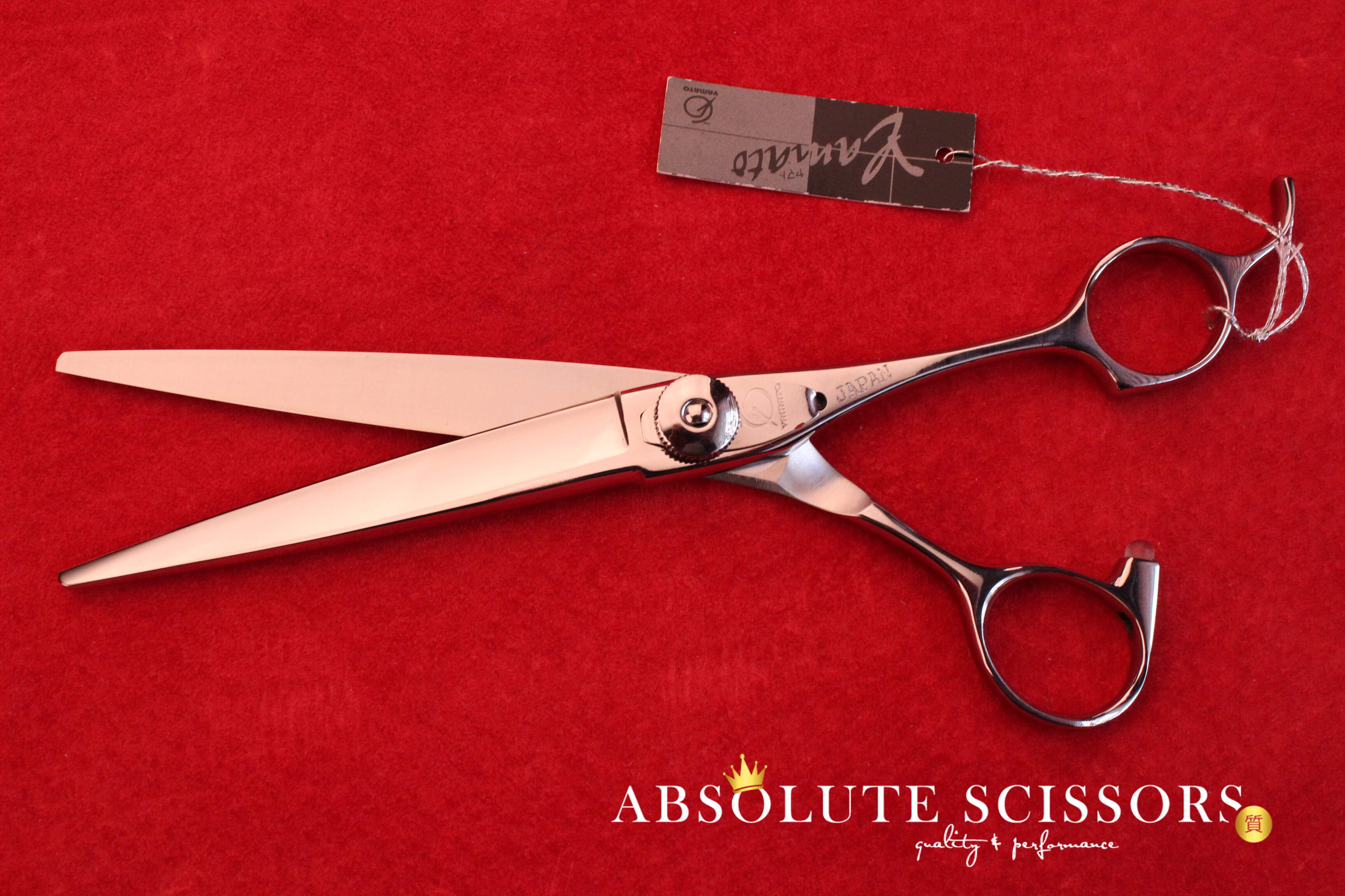 Wing N65 3716 Yamato hair scissors shears size 6.5 inches