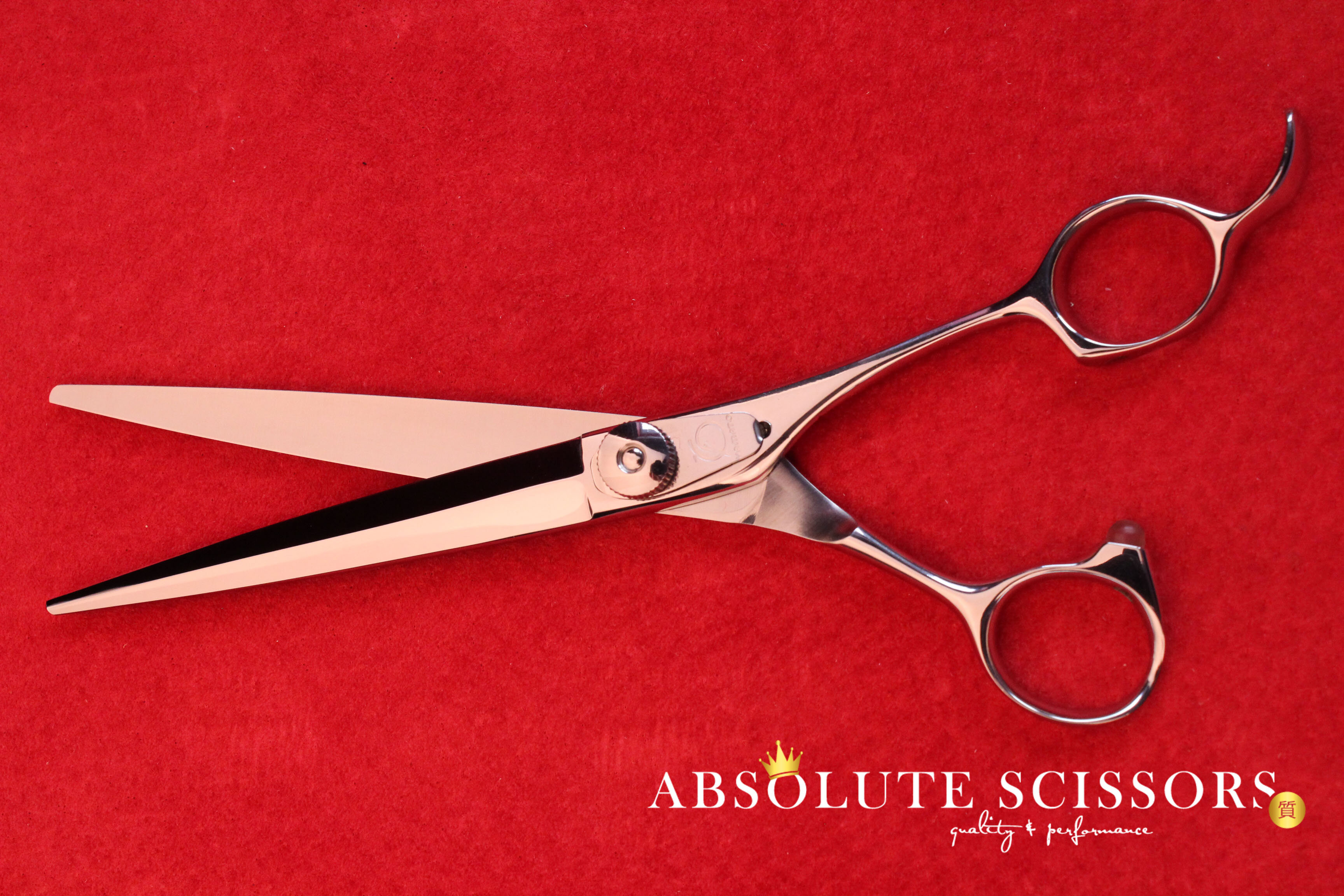 AV70 3778 Yamato hair scissors size 7 inches