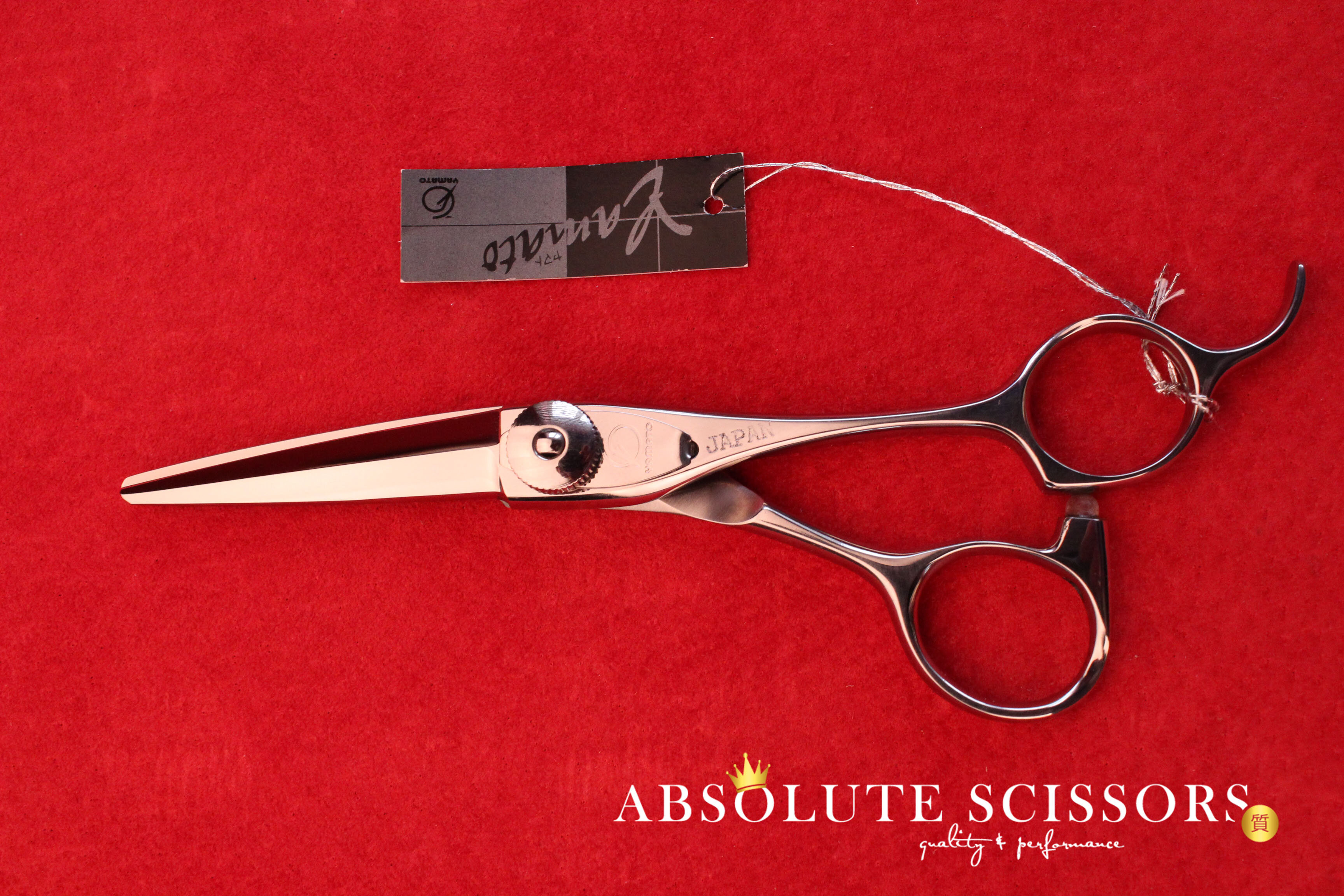 Royal W50 3723 Yamato hair scissors size 5 inches