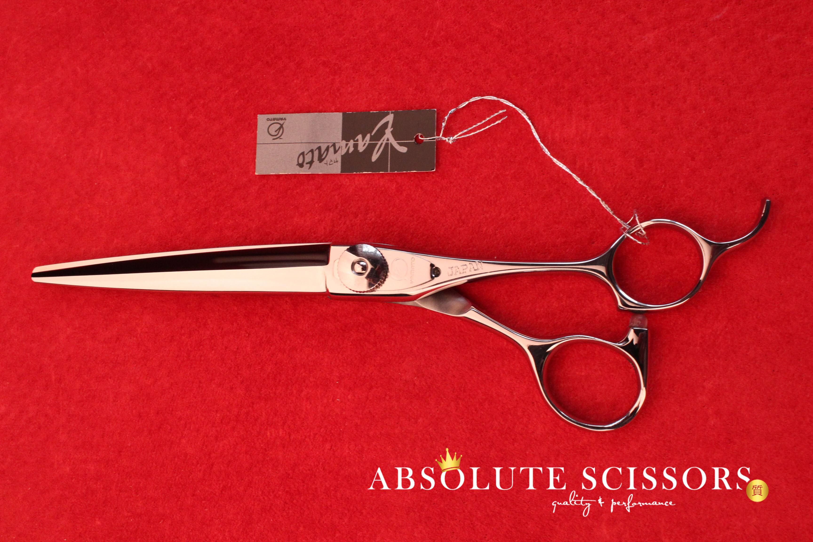 Royal W65 3751 Yamato hair scissors size 6.5 inches
