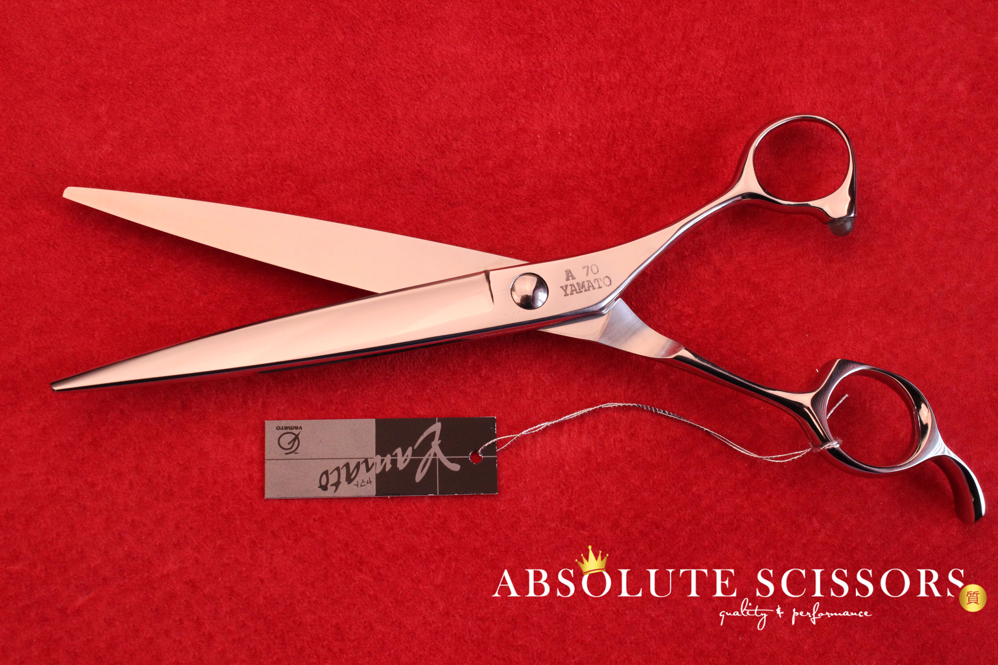 A70 3684 Yamato hair shears size 7 inches