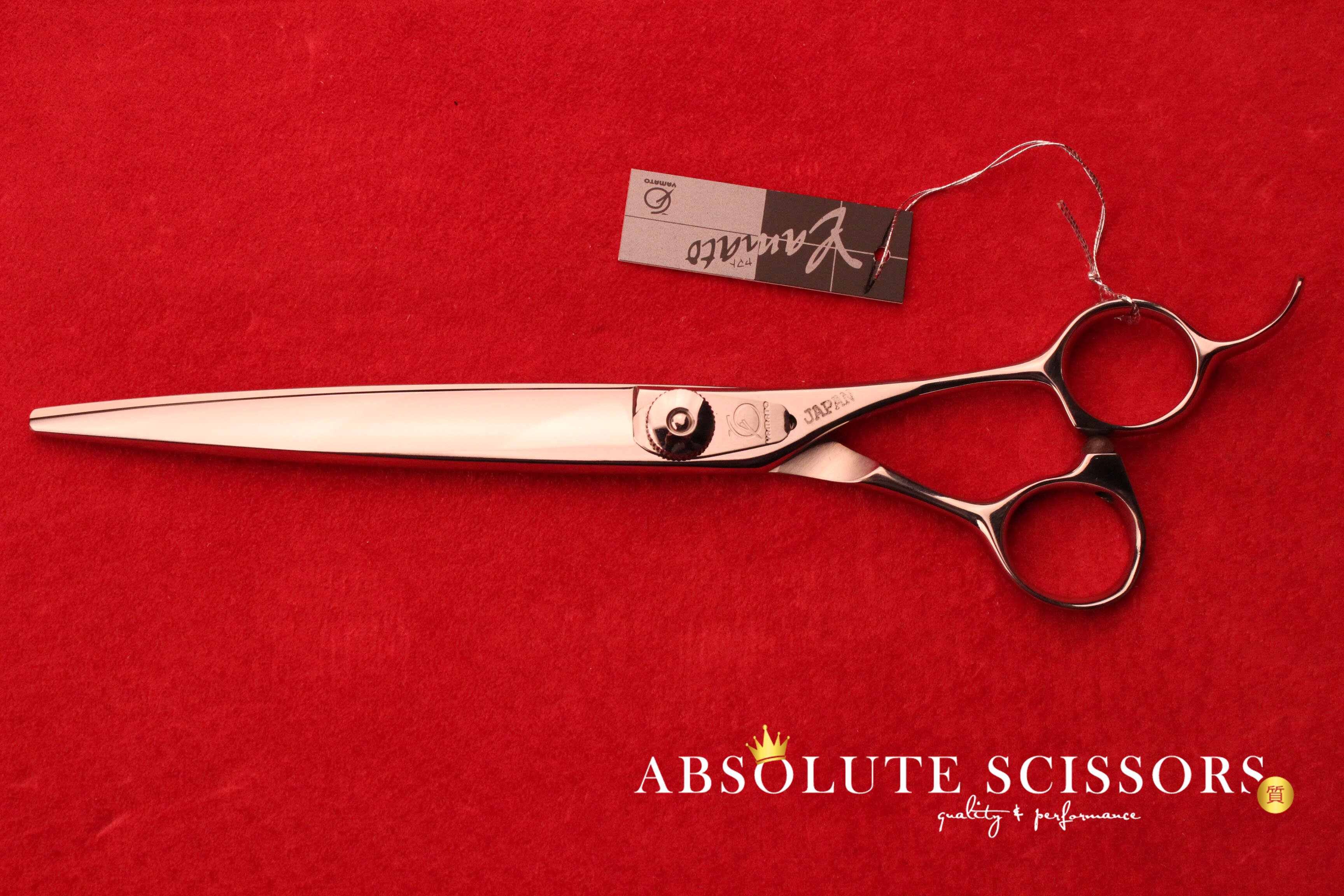 A75 3782 Yamato hair scissors size 7.5 inches