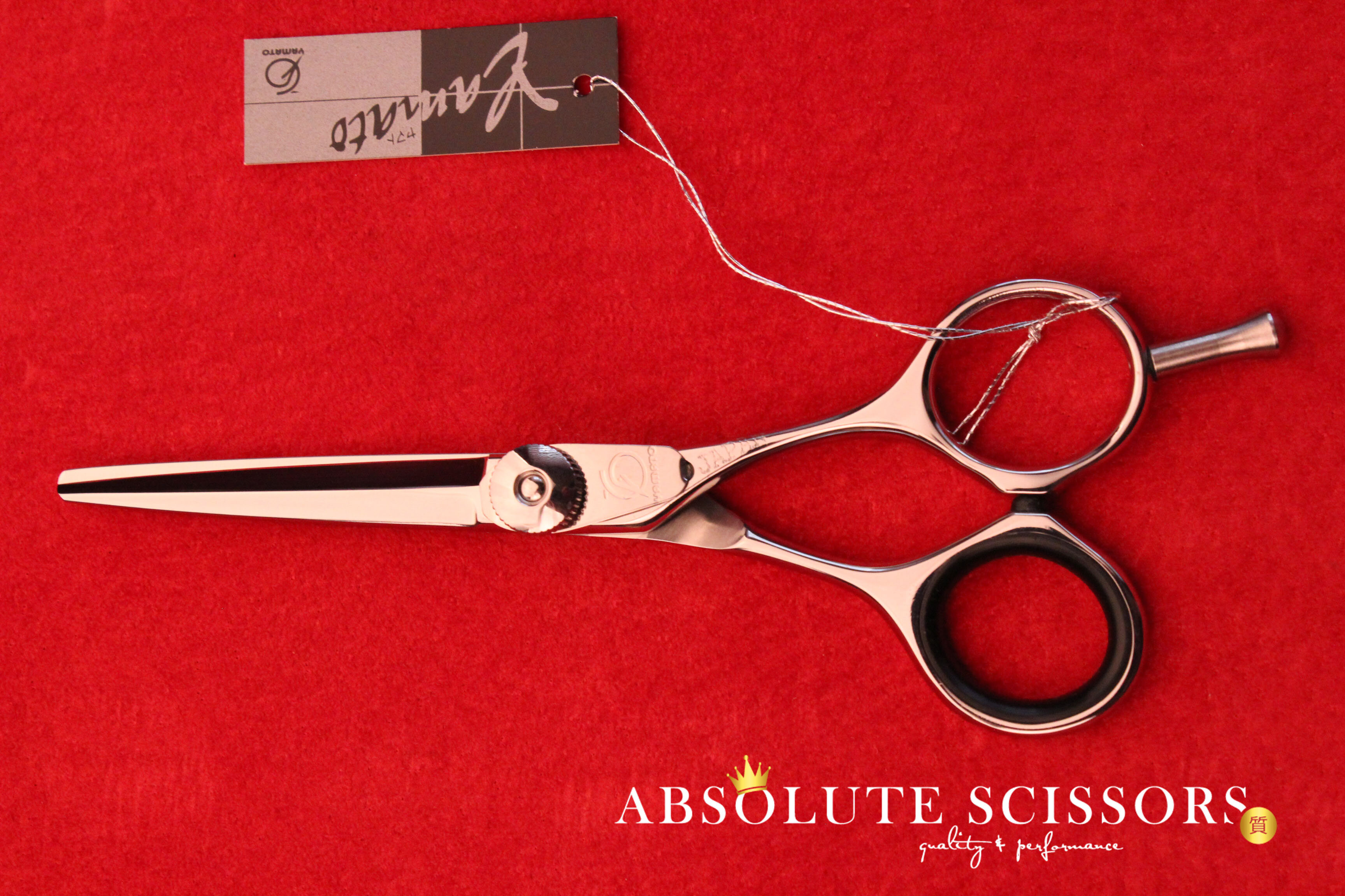 Elite YV50 3662 Yamato hair scissors size 5.5 inches