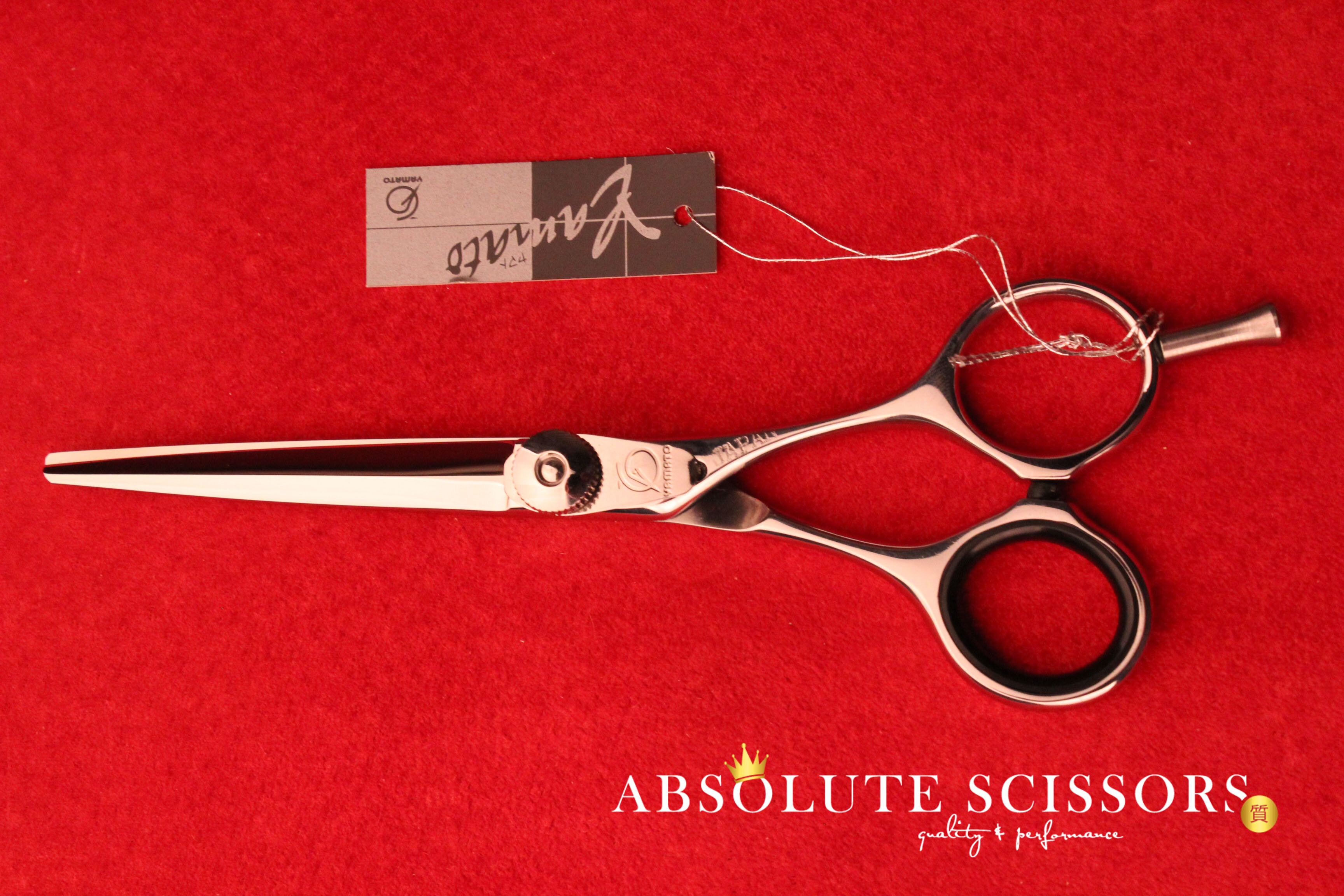 Elite YV55 3790 Yamato hair scissors size 5.5 inches