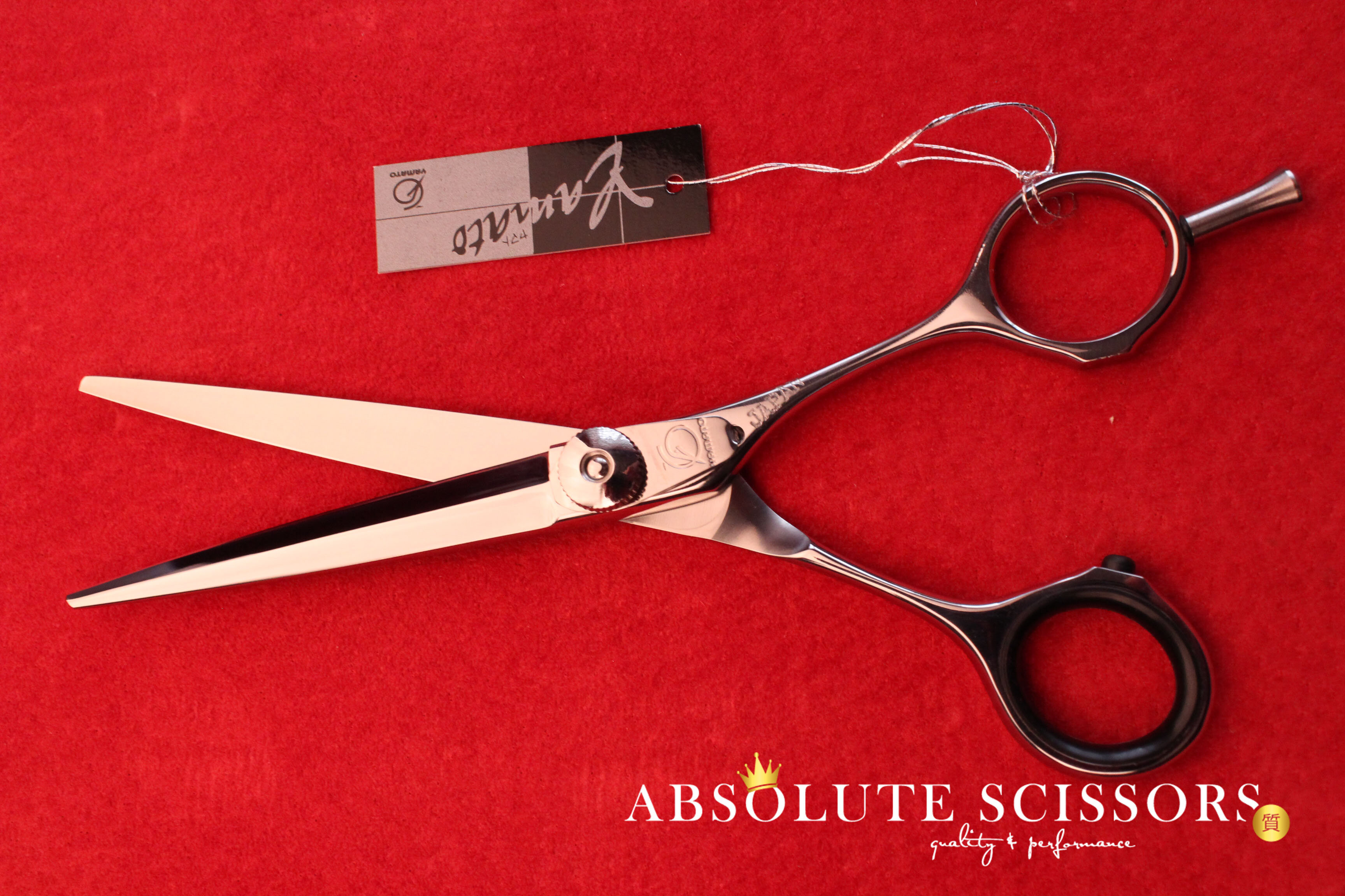 Elite YV60 3677 Yamato scissors size 6 inches.