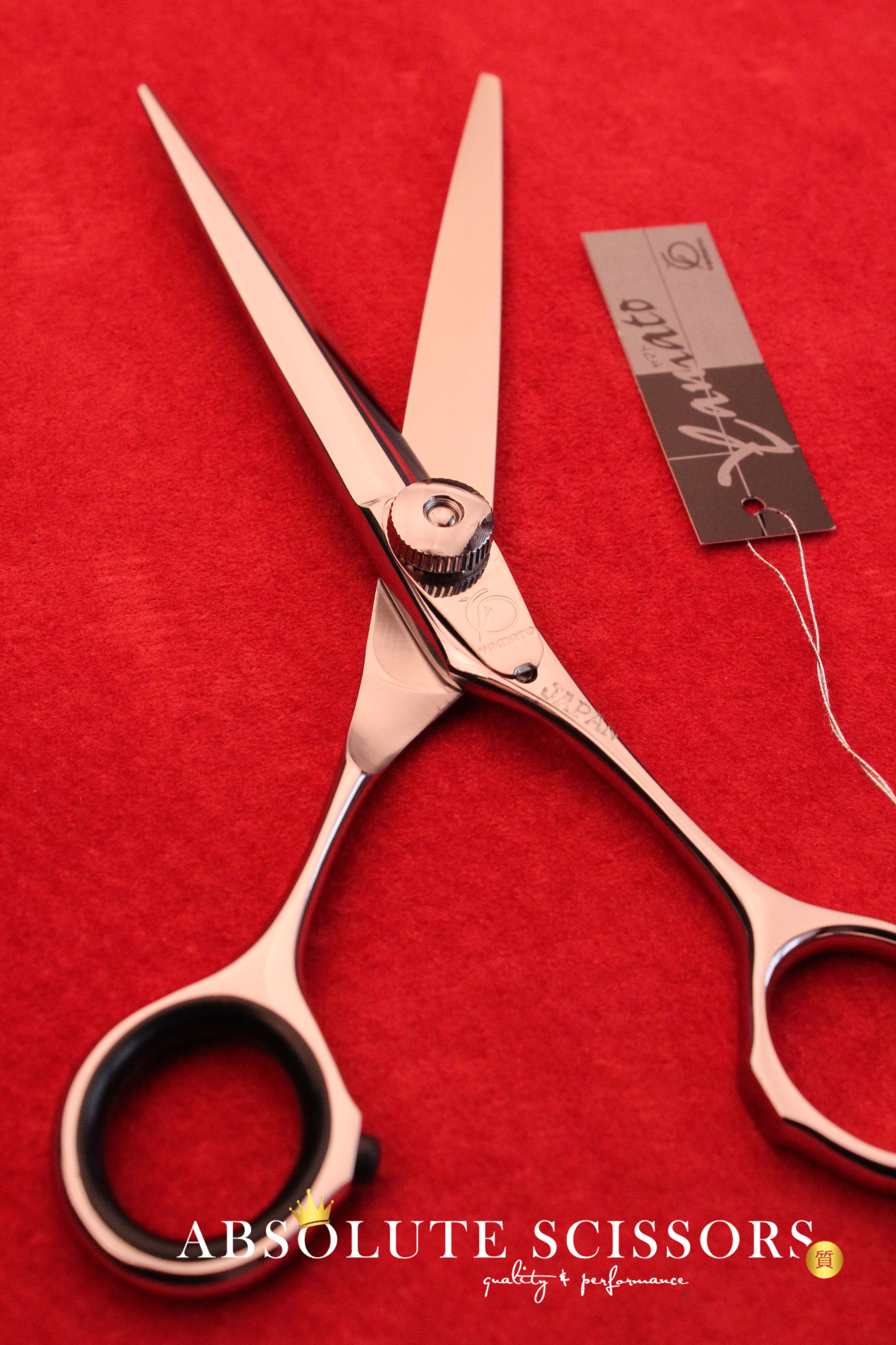 Elite YV60 3678 Yamato hair scissors shears size 6 inches