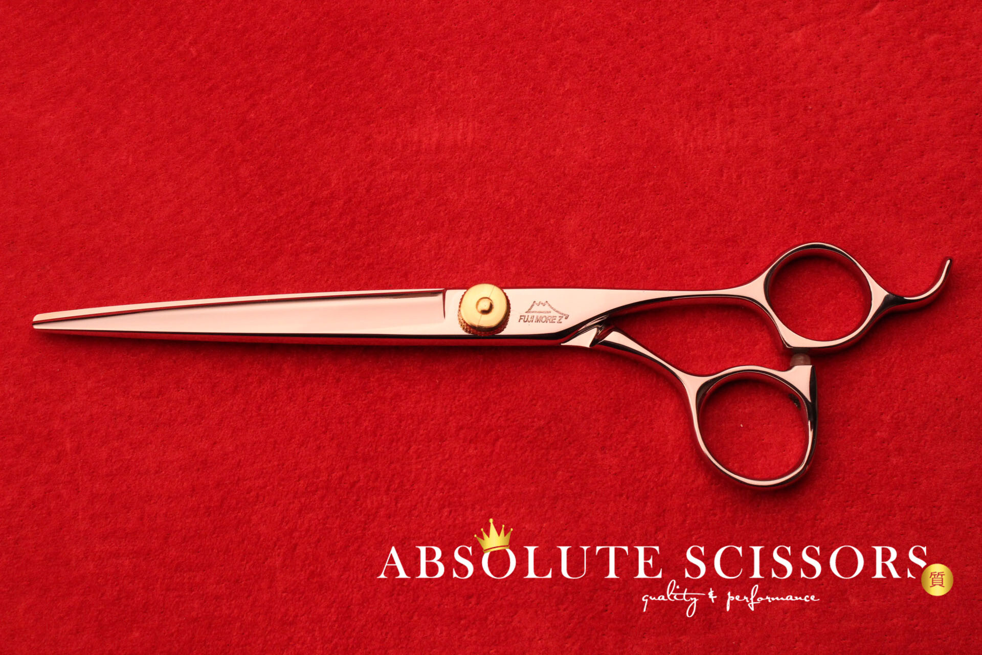 DXF65 3814 Fuji hair scissors size 6.5 inches