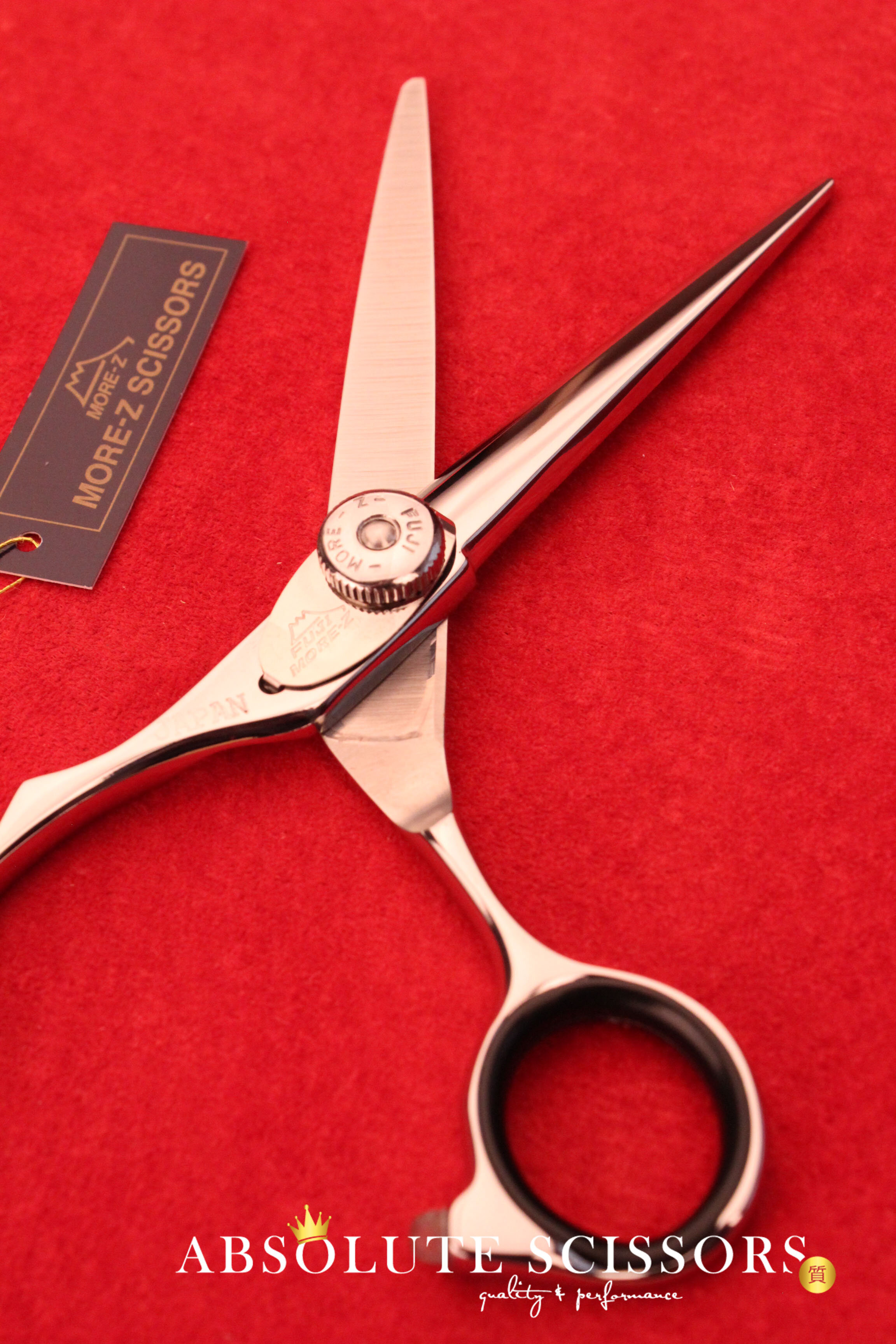 SF55 3600 Fuji hair scissors shears 5.5 inches special alloy