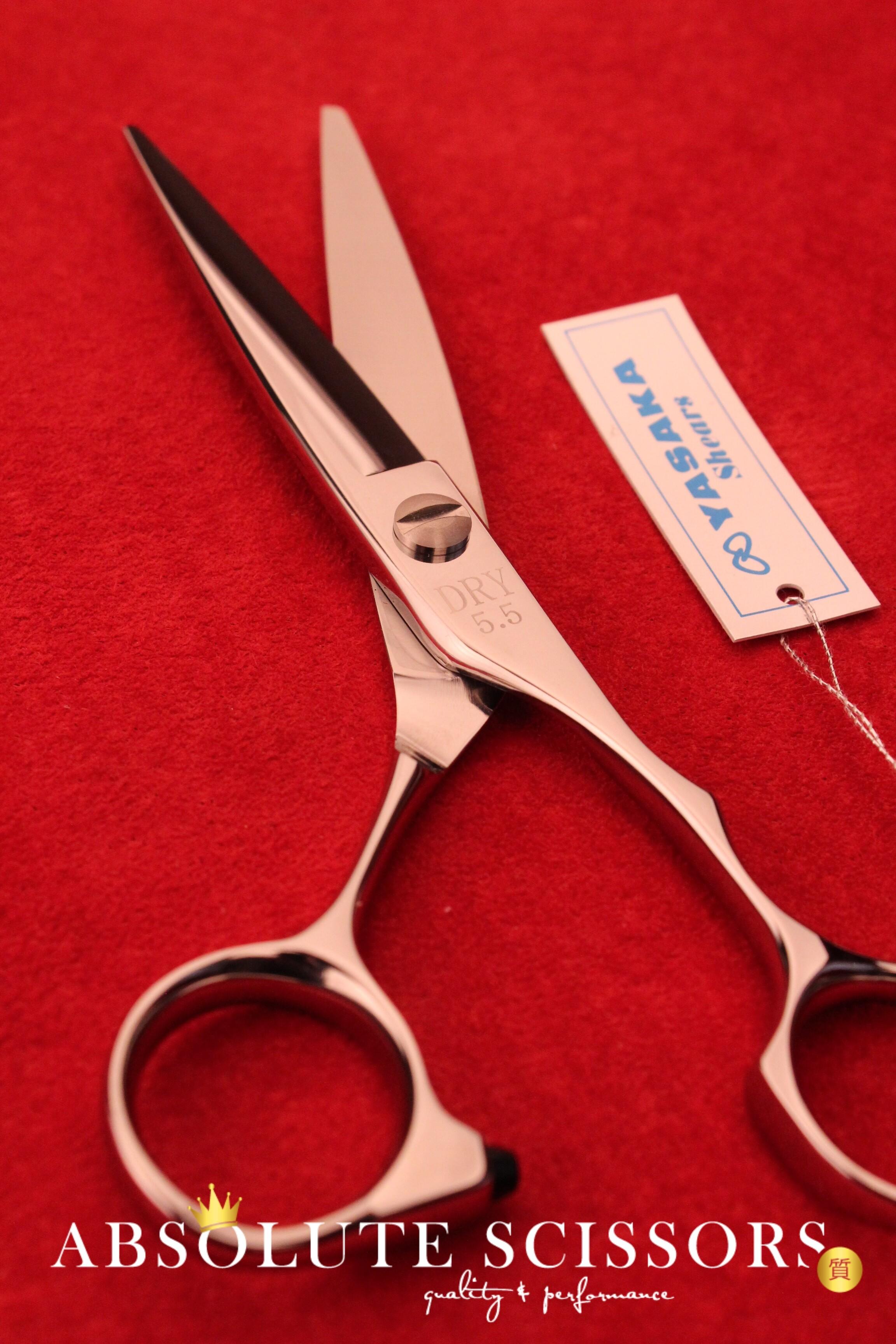 yasaka dry size 55 hair shears