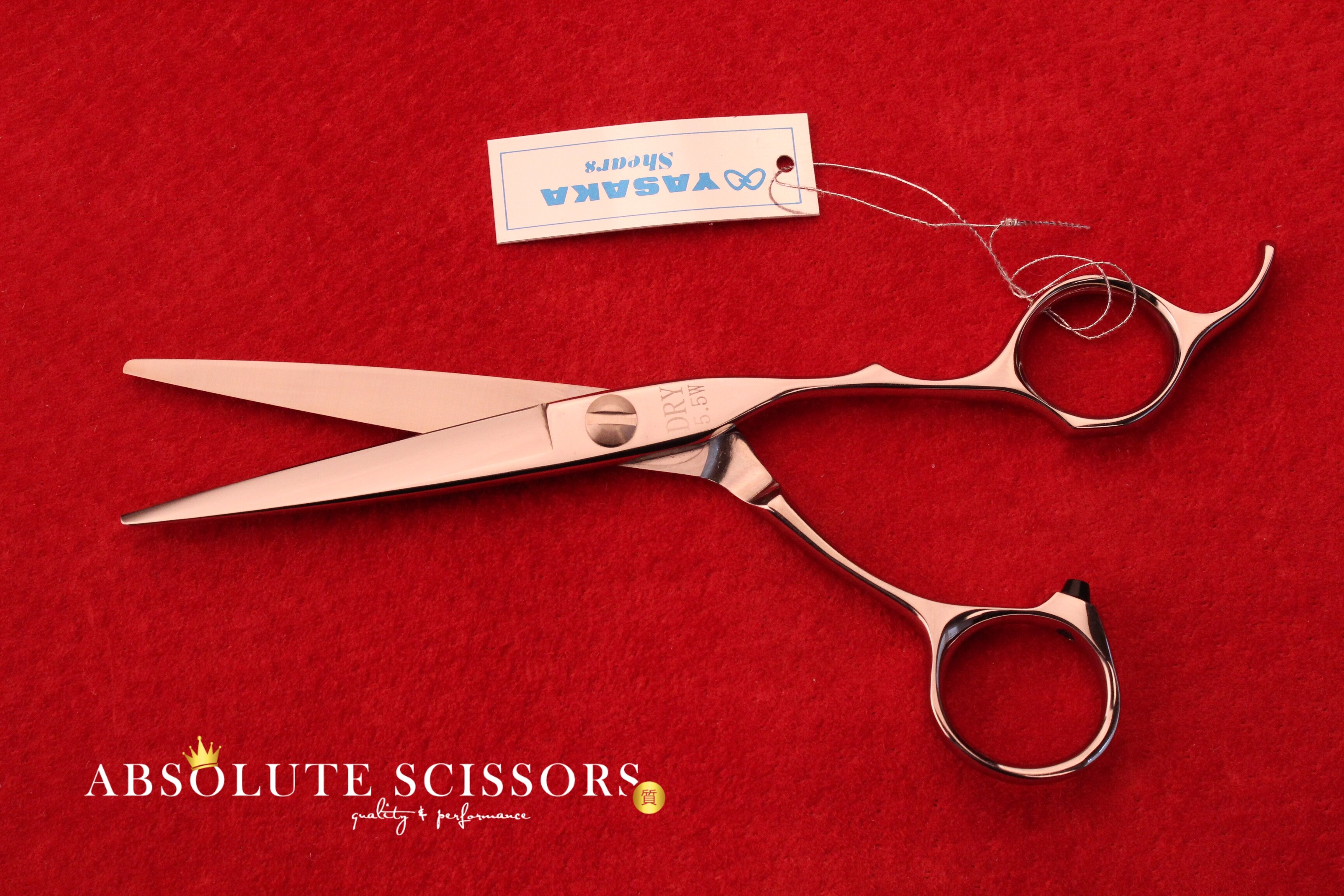 hair scissors size 55