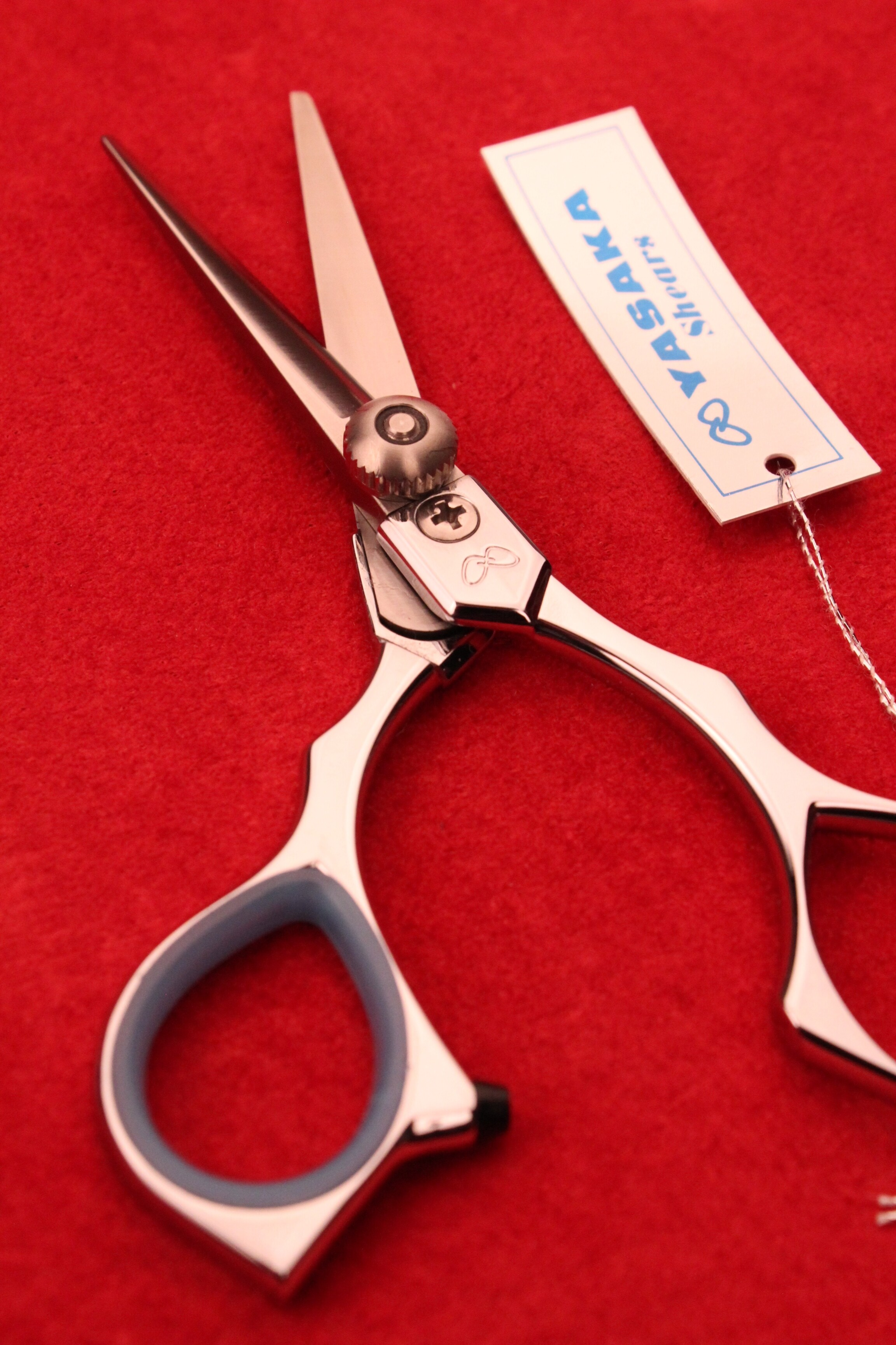 Yasaka Hair Scissors SS450 Size 4.5 inches Handmade in Japan