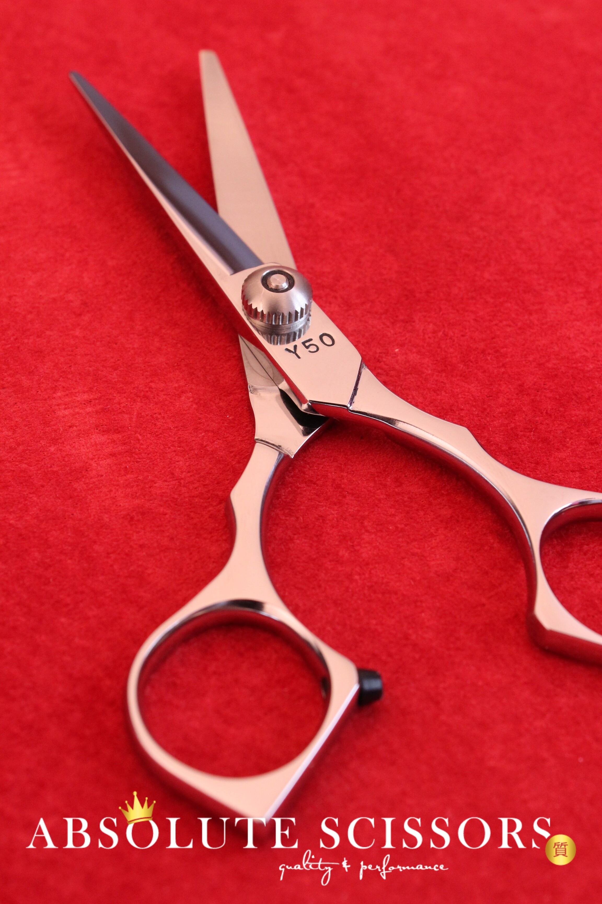 yasaka hair scissors y size 50