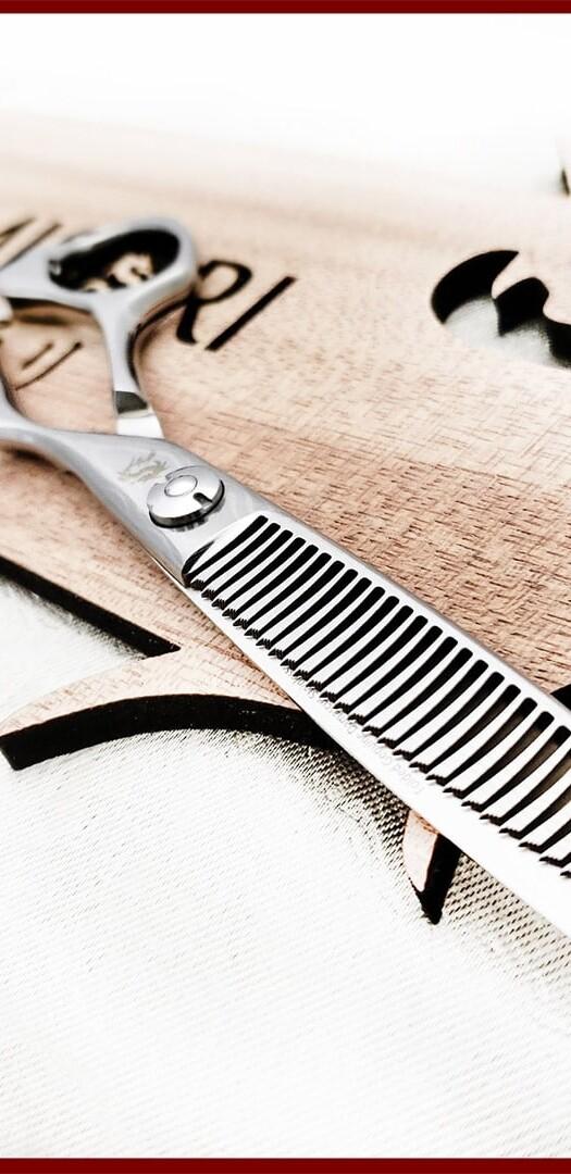 Asaki texturing shears-scissors