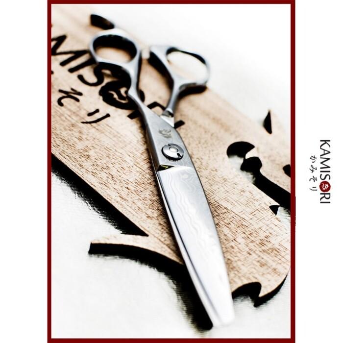 kamisori Damascus shears scissors