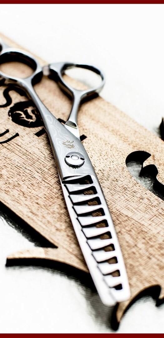 Samurai Texturising scissors shears
