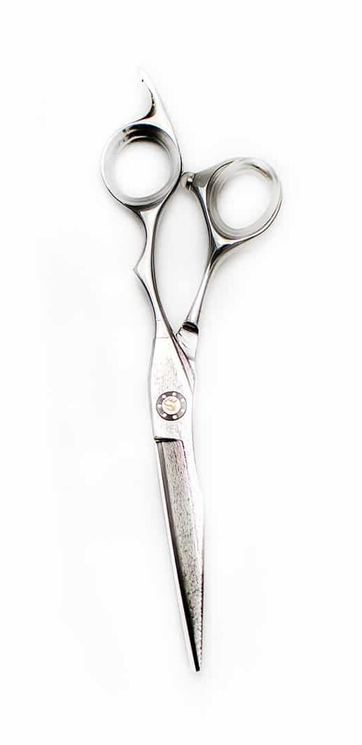 damascus scissors shears forbici