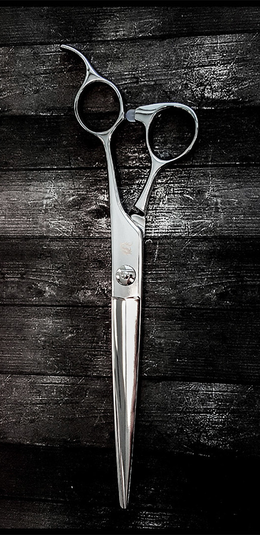 kamisori hair shears scissors teuton