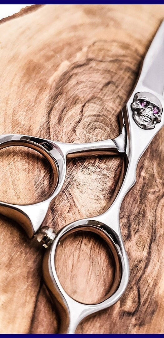 Kamisori tsunami hair scissors shears forbici